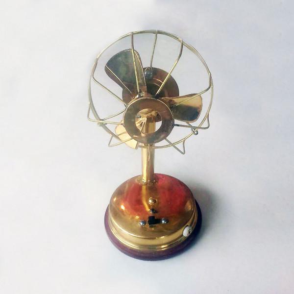 Tabletop Decorative Brass fan