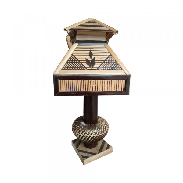 Kamrup Bamboo table lamp