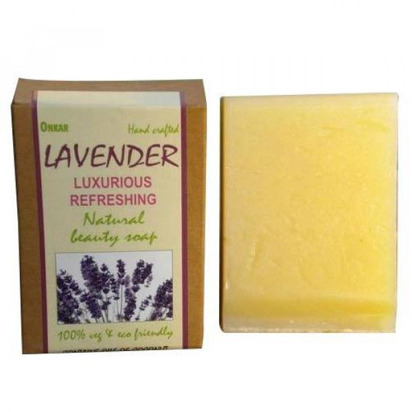 Lavender Natural Beauty Soap