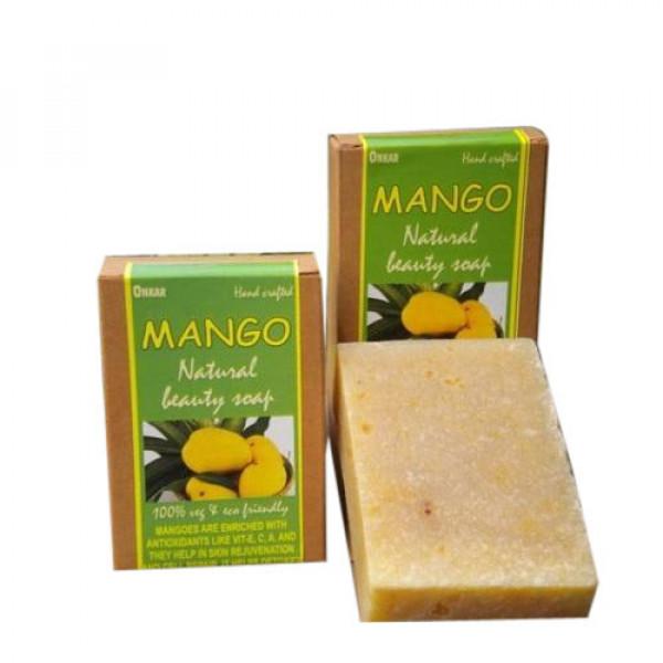 Mango Natural Beauty Soap