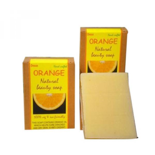 Orange Natural Beauty Soap