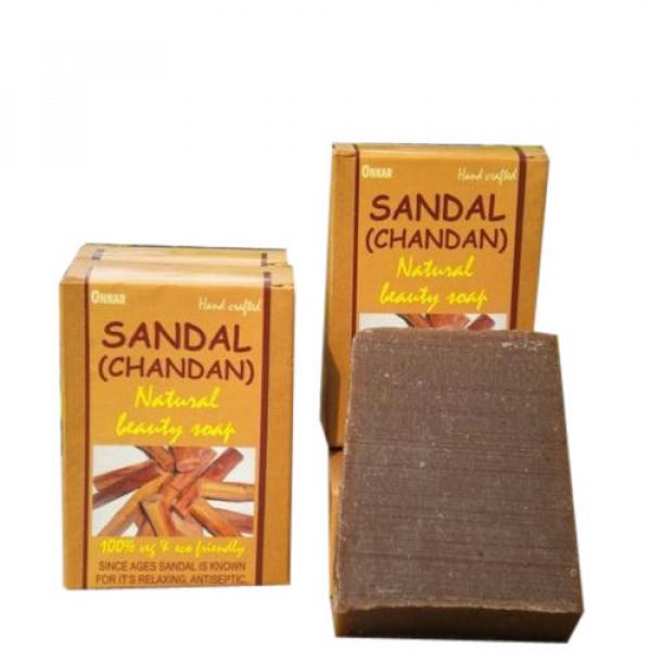 Sandal Natural Beauty Soap