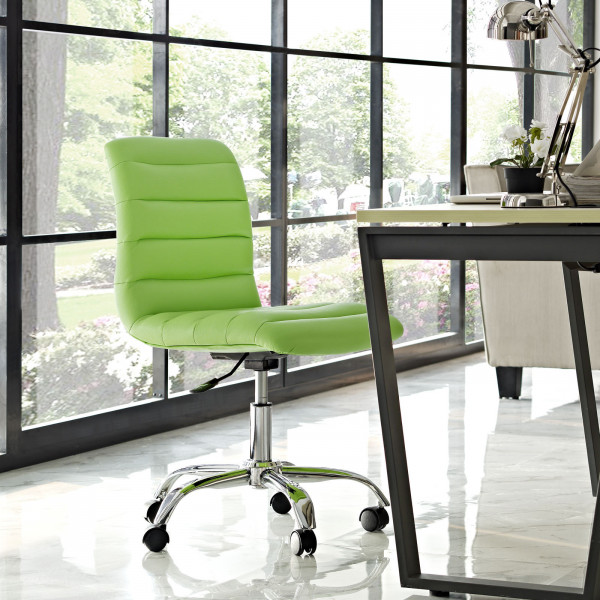 SteelCraft Office Chair Green