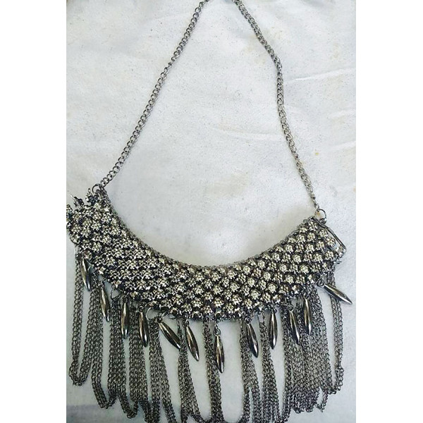 Bead necklace2