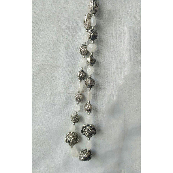 Bead necklace3