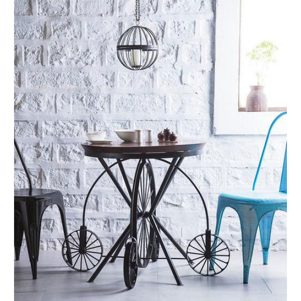 Moriyano Cycle 5 Wheel Coffee Table