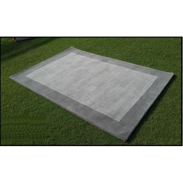 Zoya Home Handloom Wool Carpet 4 x 6 Feet