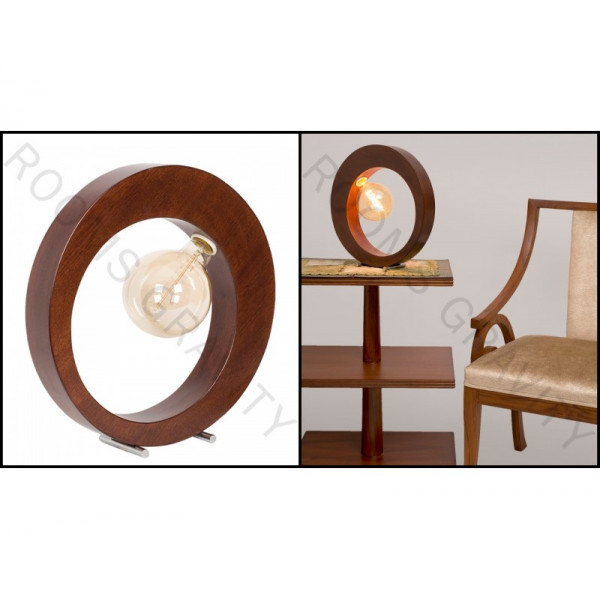 RGS Rising Moon Table Top Lamp