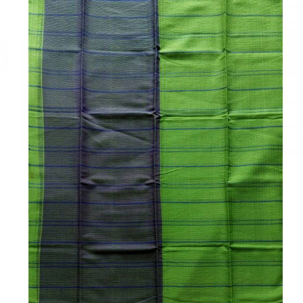 Cotton green dupatta