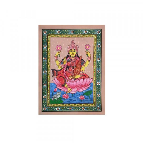 Pattachitra laxmi goddess