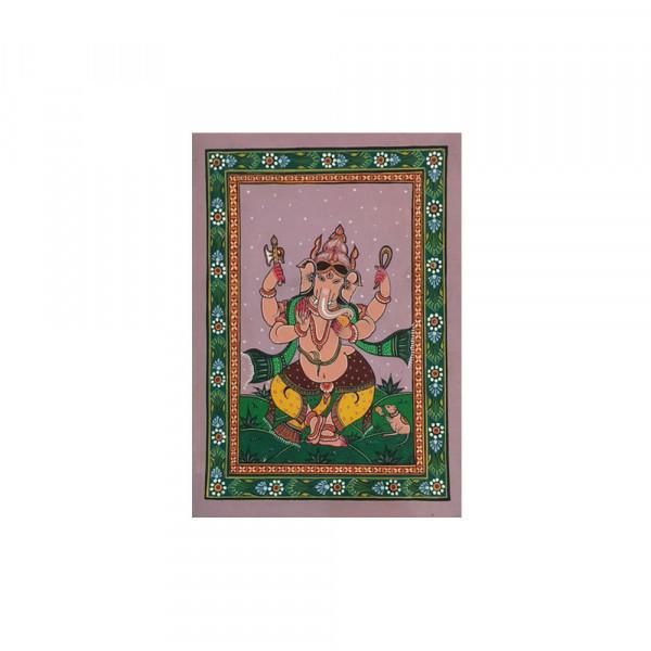 Pattachitra ganesha goddess