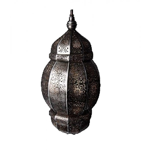 Broadway Design Cut Hanging Lantern