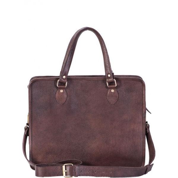 Ladies leather Bag brown
