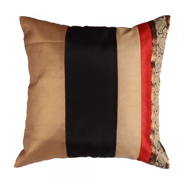 meSleep brocade cushion cover