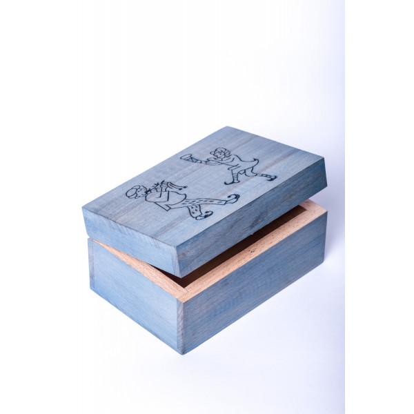 Blue Muchad Box