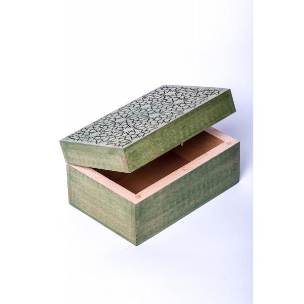 Green Dream Keeper Box