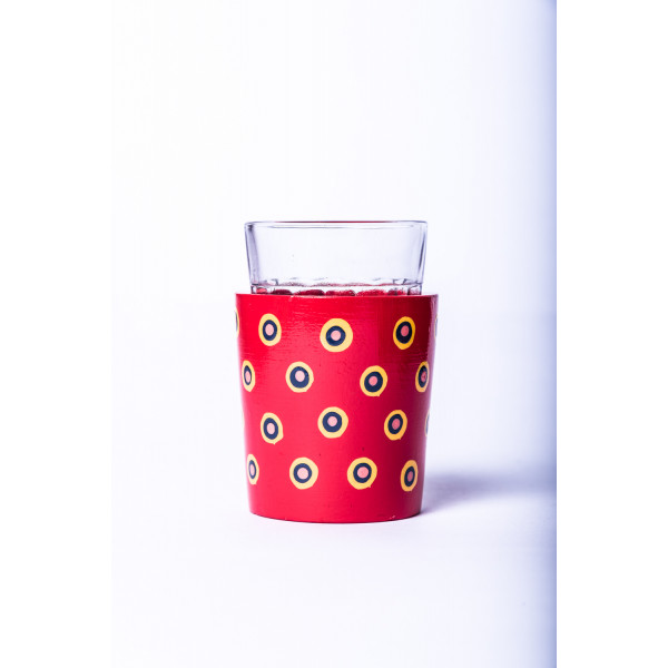 Tchai Glass set of 2