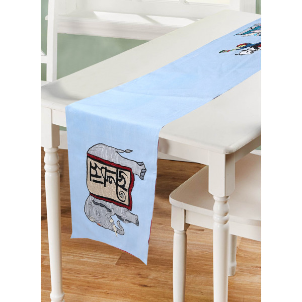 Muchhad Table Runner 14 x 45
