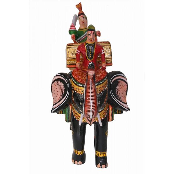 Rajdhani elephant