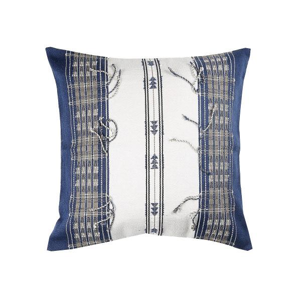 Naga Cushions cover Blue 18x18