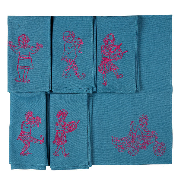 Napkins - 18x16 set of 6