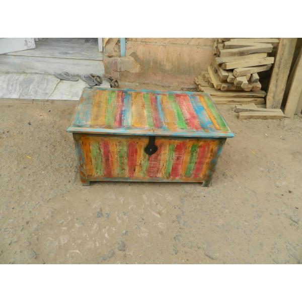 Rajshree Wooden Trunk