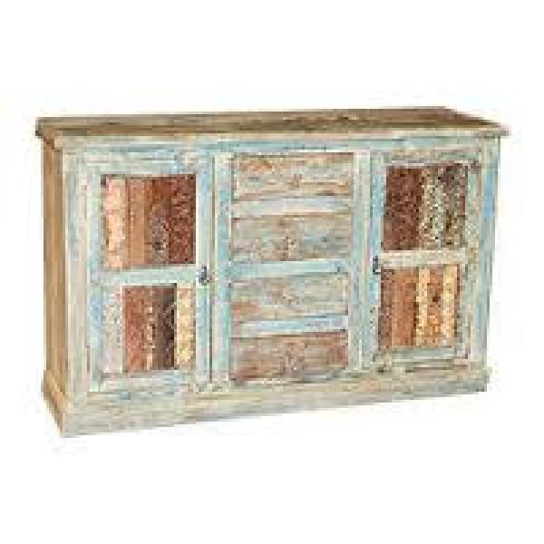 Rajshree Wooden Side Board