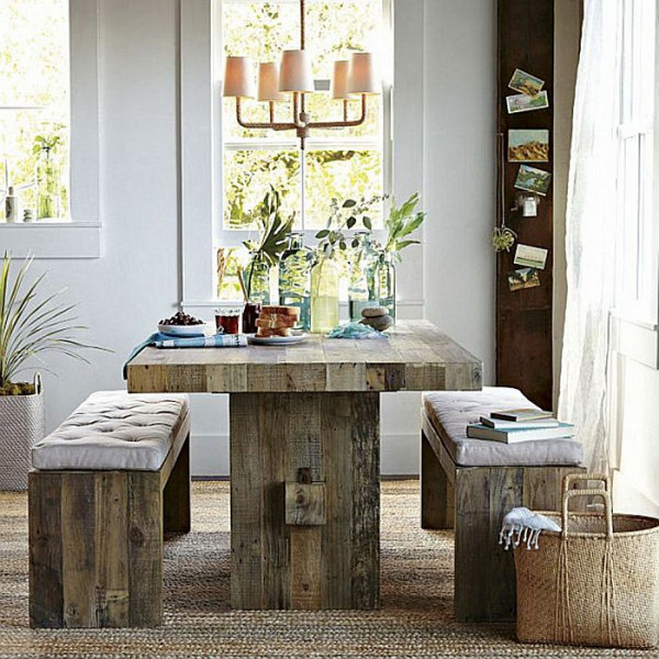 Rajshree Wooden Dinning Table And Banches