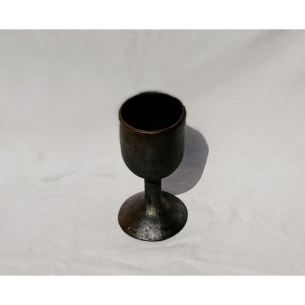 'Cabernet' Longpi Black Pottery Wine Glass