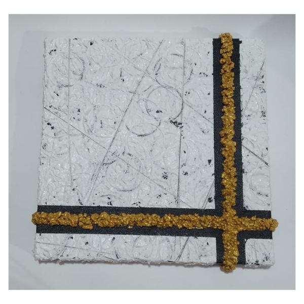 3D Texture Abstract Painting