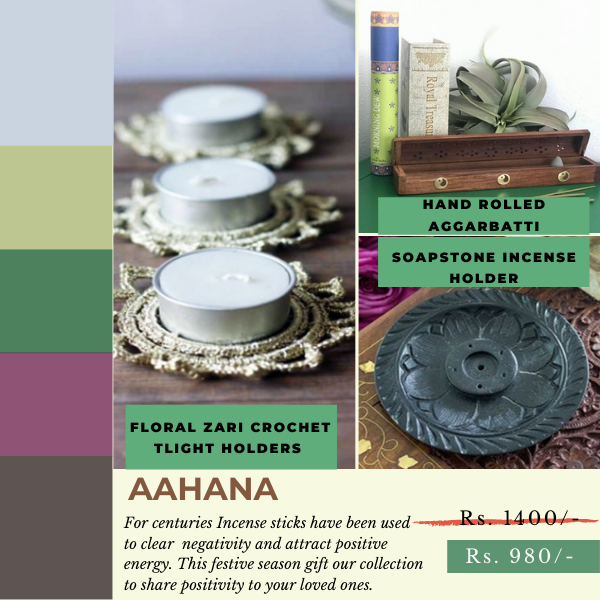 Aahana Wellness Gift Collection