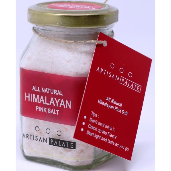 All Natural Himalayan Pink Salt
