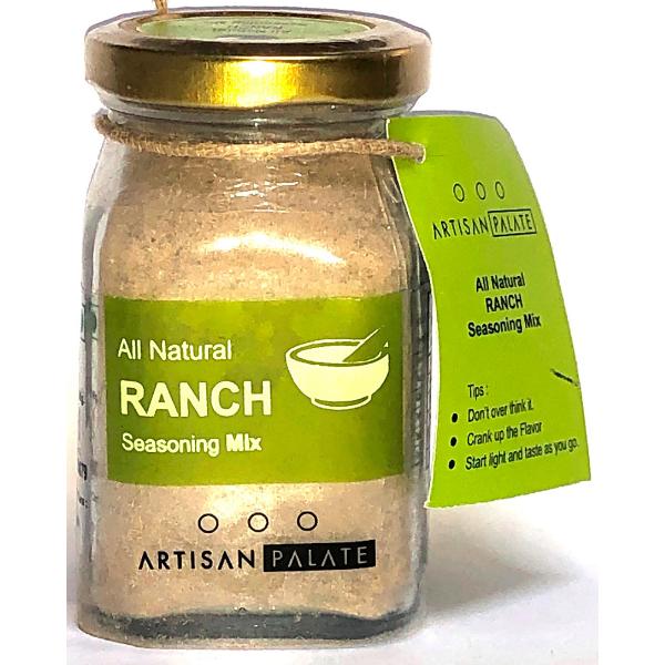All Natural Ranch Dip & Seasoning Mix