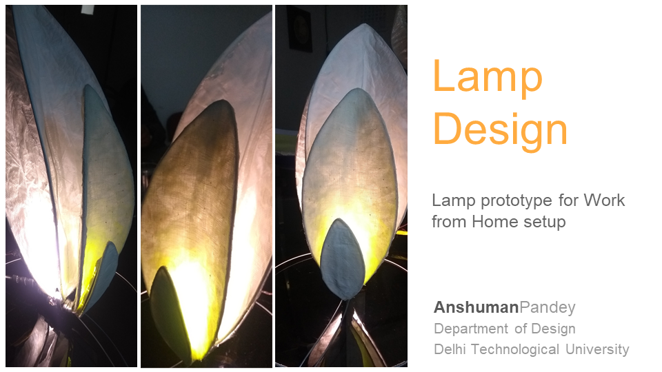 Ambient Mood Setting Lamp