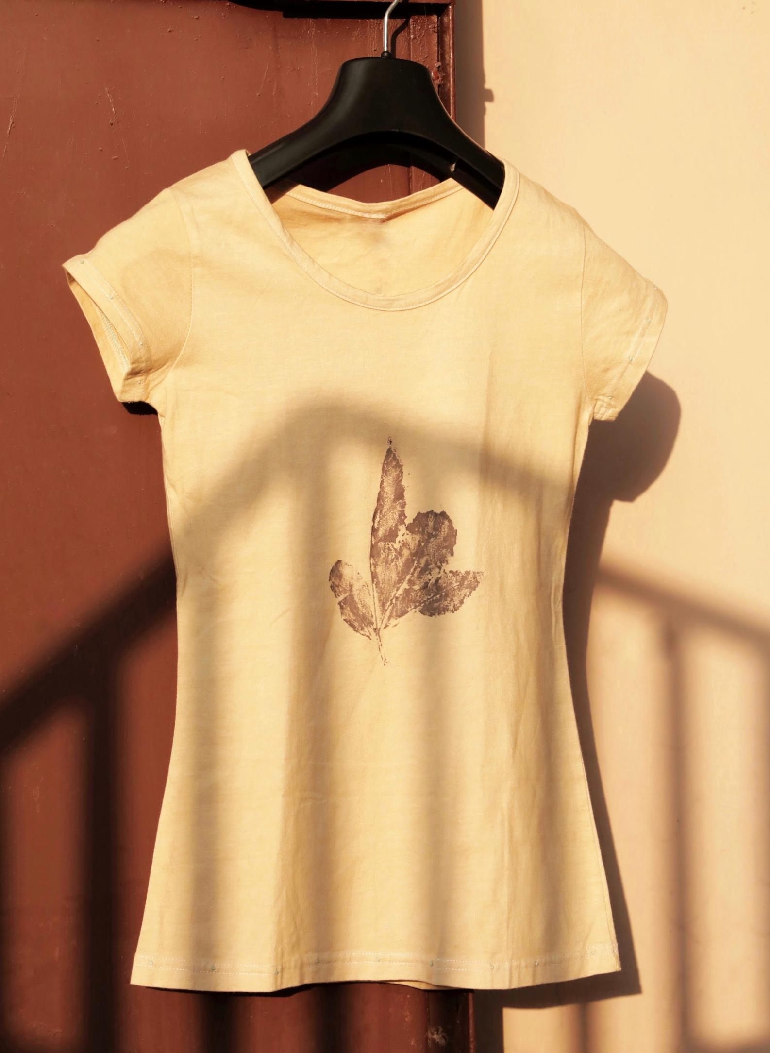 Ayur Herb Round Neck T-shirt