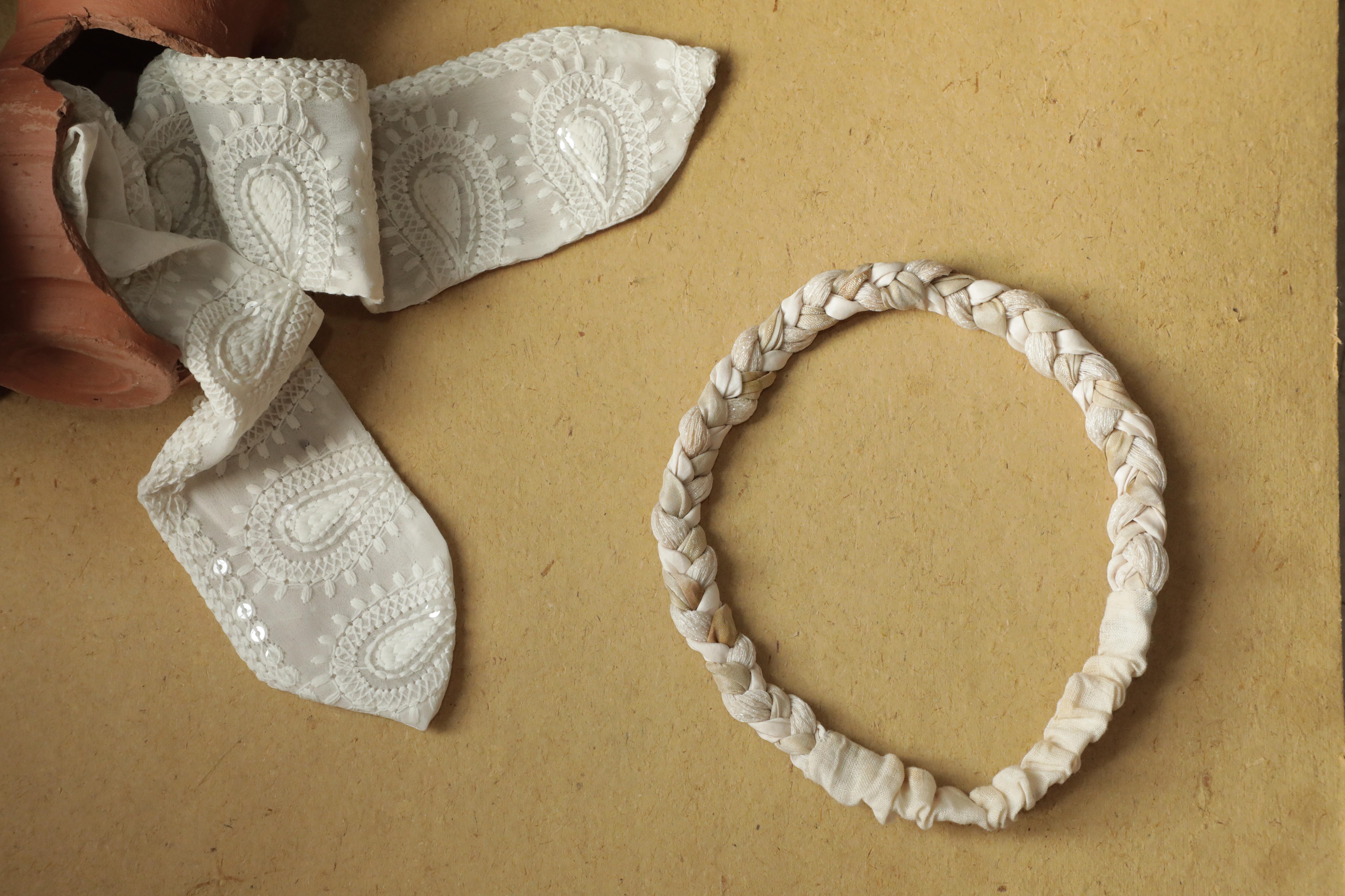 Ayur Herb Upcycled Headband
