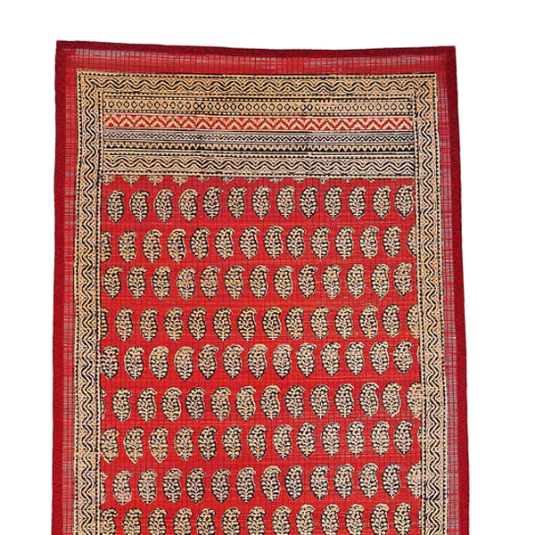 Bamboo Bagh Hand Block Print Decorative Wall Hanging