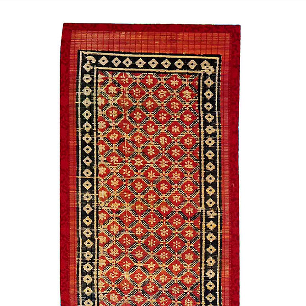 Bamboo Bagh Hand block Print Decorative Table Runner