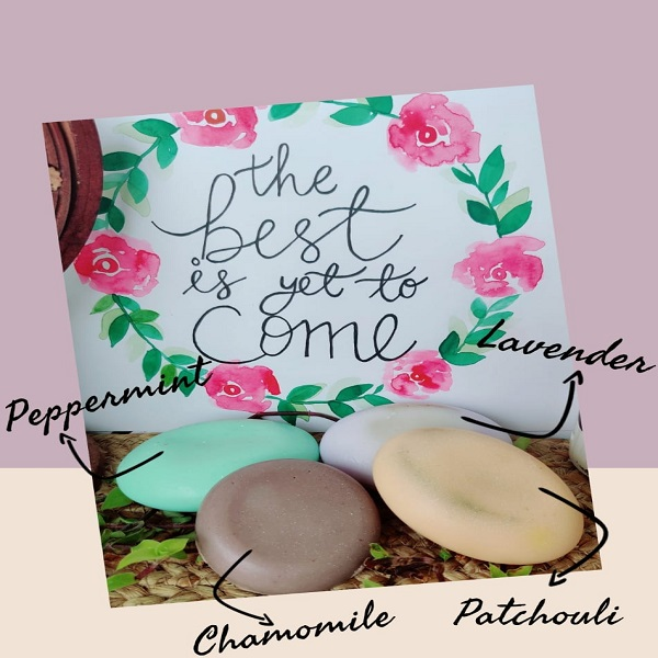 Chammomile Exfoliating Bar