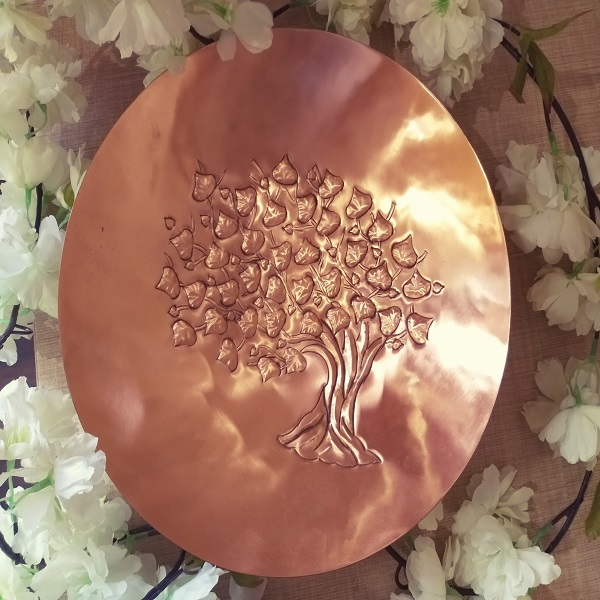 Copper Tree Plater