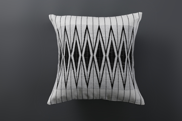 Cotton Hand Weaving Naga  Cushion Cover