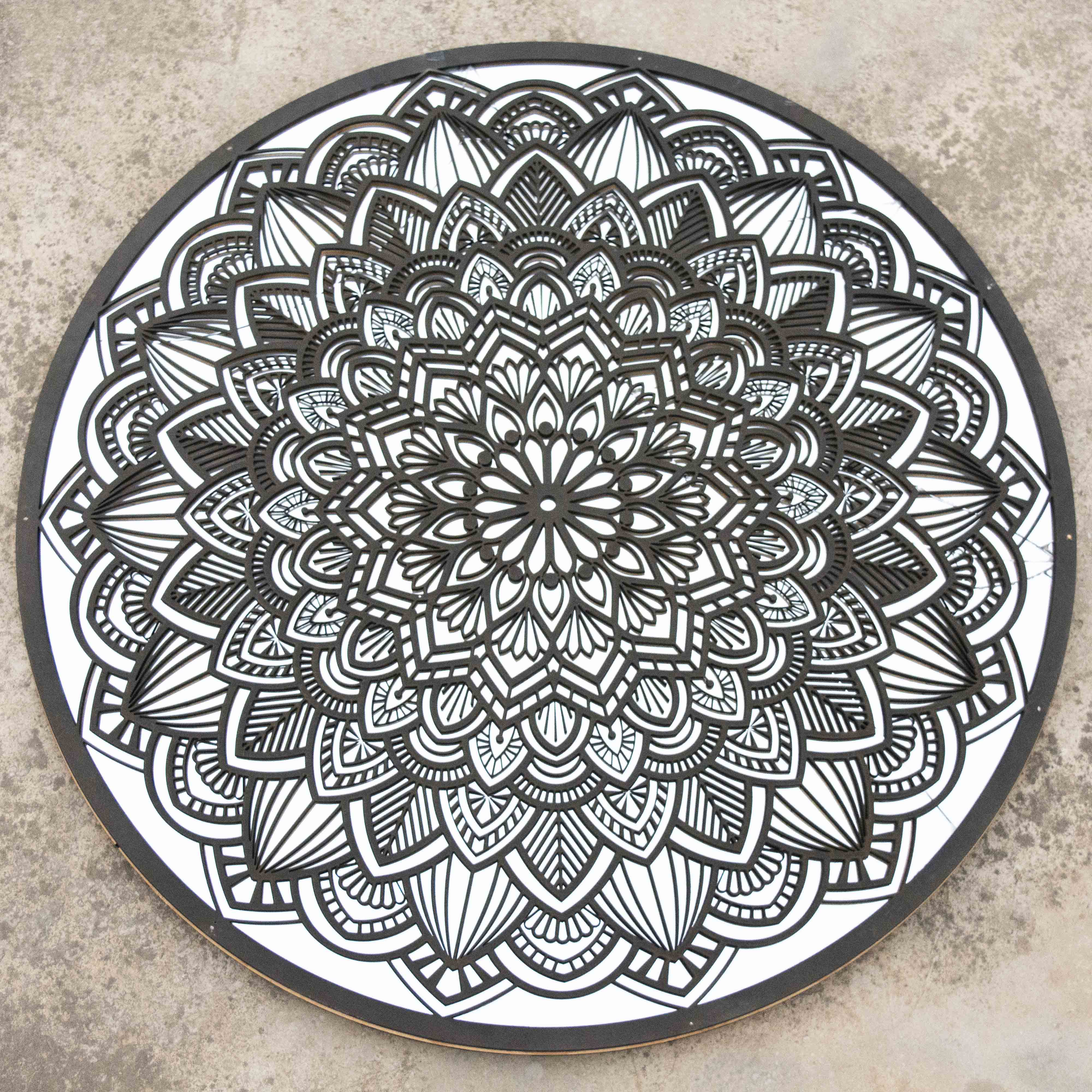 Darpan - Unique Mirror Wall Art by asma design