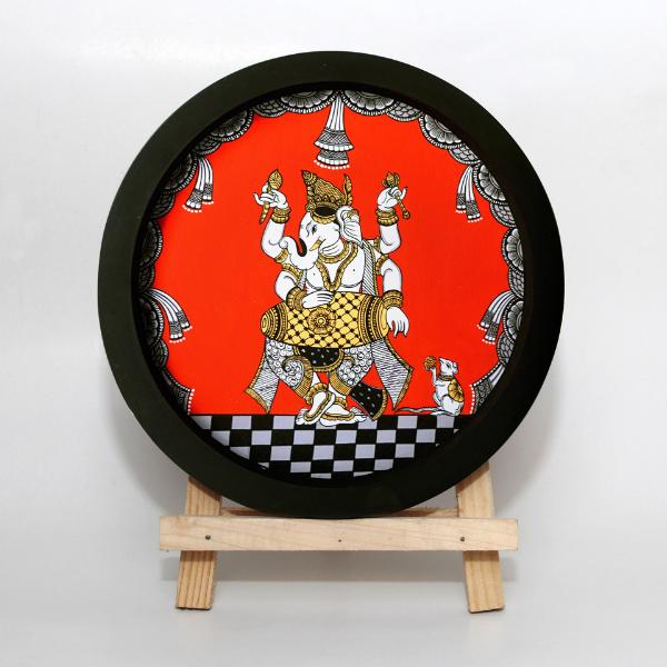 Ganesha - Pattachitra Painting