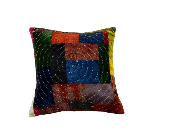 HANDCRAFTED CUSHION COVER