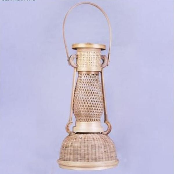 Handcrafted Bamboo Lantern