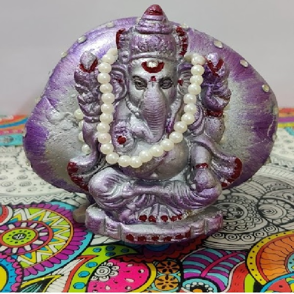 Handcrafted Ganesha
