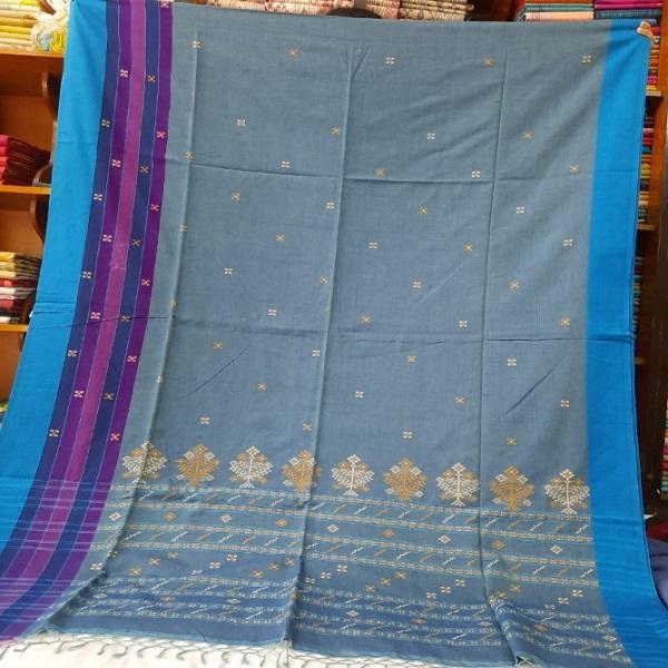 Handmade Authentic Jamadani Saree