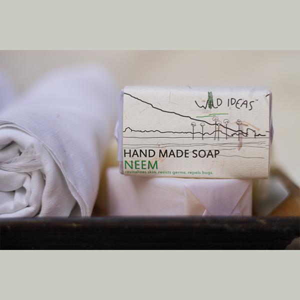Handmade Soap- Neem