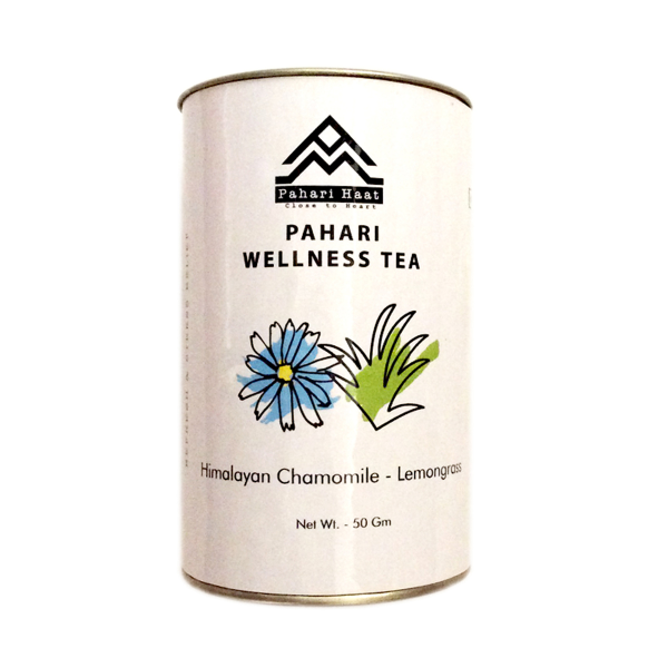 Himalayan Chamomile - Lemongrass