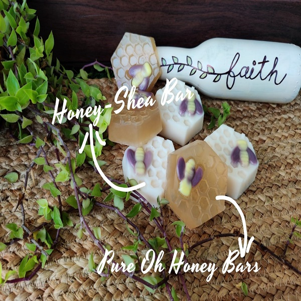 Honey Shea Bar